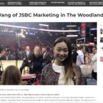 Voyage Houston Interview Jun Wang of JSBC Marketing